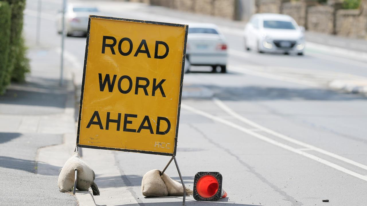 ROAD PROJECT: Motorists travelling between Rockhampton and Yeppoon should be prepared to see plenty of these signs during a $5 million overhaul of the road.