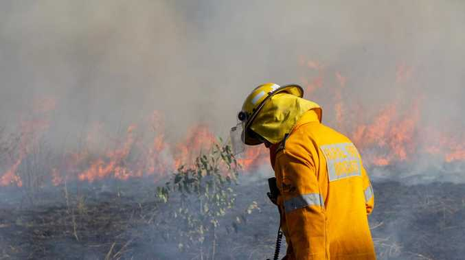 Hazard burns flagged for two outer Gympie region locations