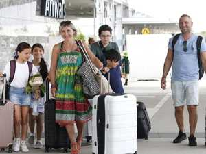 Airport prepares for visitor influx