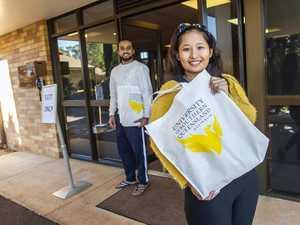 University offers international students helping hand
