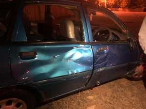 Teen, five-year-old escape crash thanks to trusty Festiva