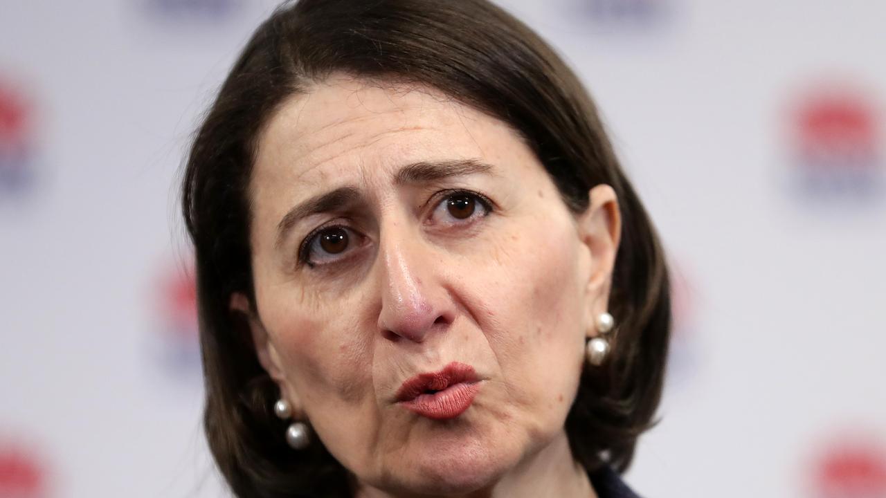 NSW Premier Gladys Berejiklian. Picture: Mark Metcalfe/Getty Images.