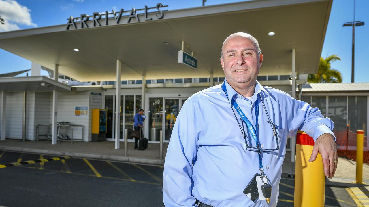 CEO of the Gladstone Airport Corporation Mark Cachia said new cafe Volare will bring great food, coffee, excellent customer service and a timely dining experience.