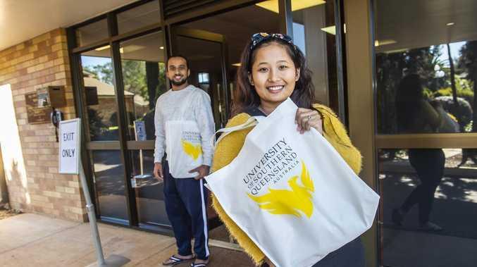 University offers international students a massive helping hand