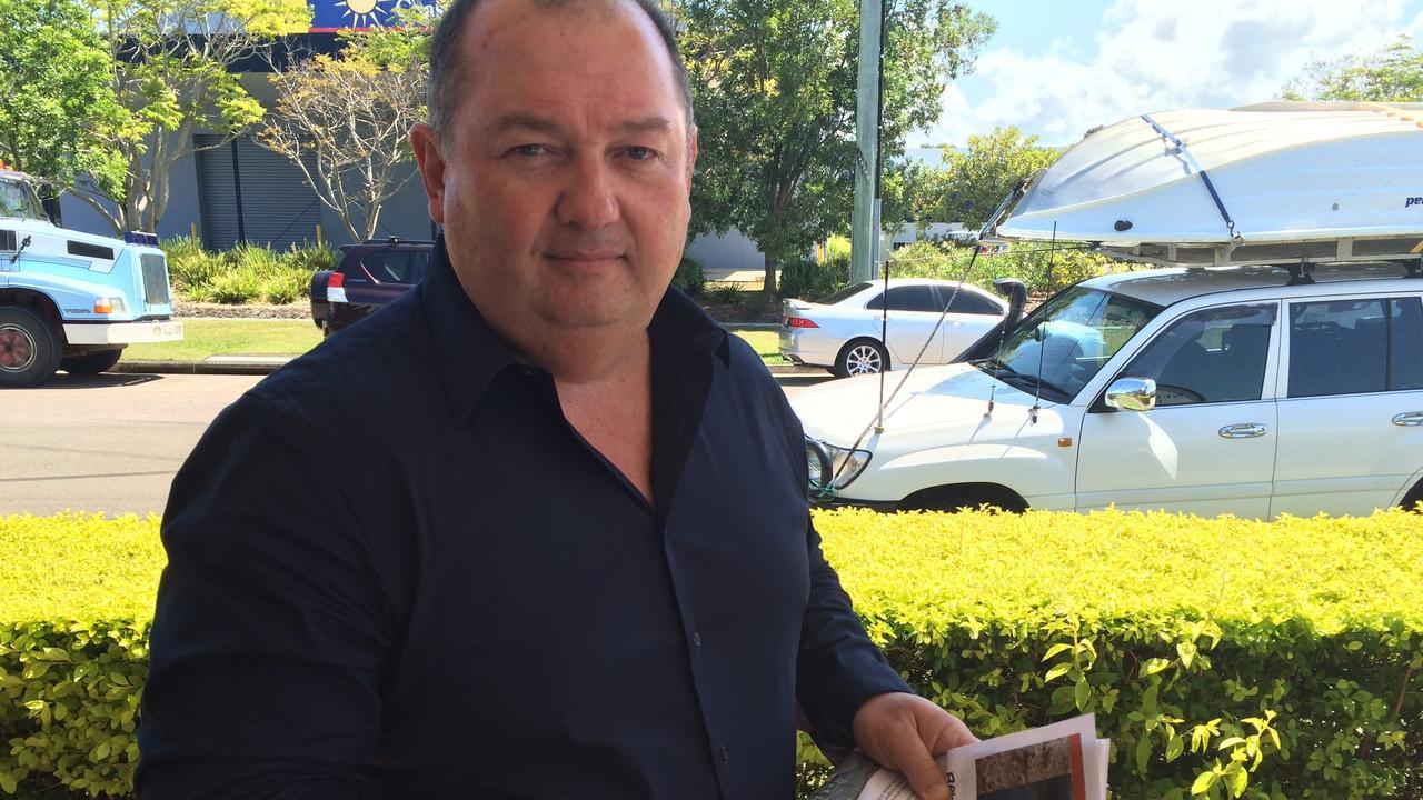 Maroochydore Sands Pty Ltd director Michael Mullins. Photo: Scott Sawyer