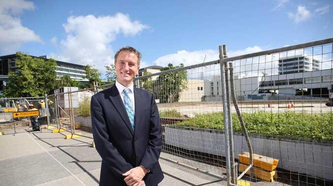 CQU reveals preferred new campus site in $50m funding push