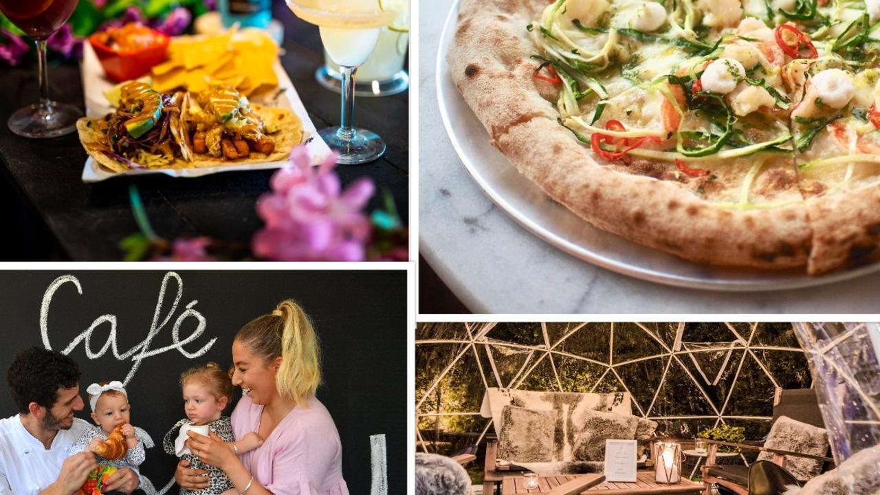 New food experiences on the Sunshine Coast.