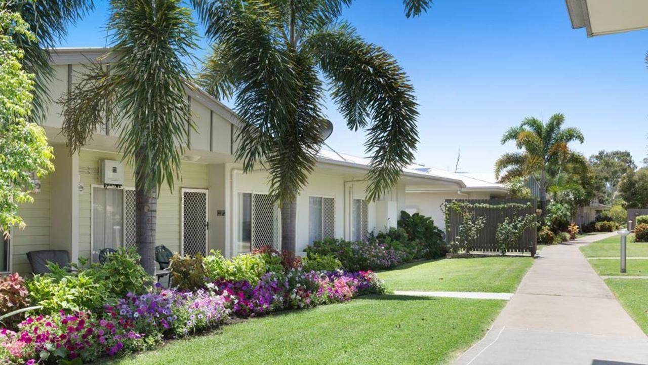 Settlers Rockhampton is one of five retirement villages part of the Settlers Group portfolio that went into receivership.