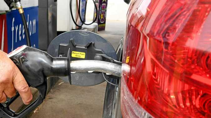 Rougher ride at the bowser as cheap fuel tanks