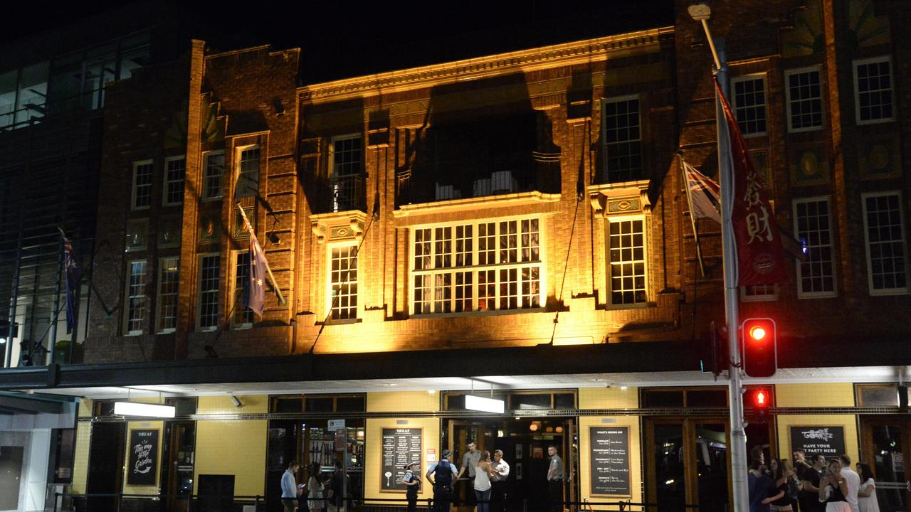Double Bay's Golden Sheaf Hotel is one of the busiest pubs in Sydney's eastern suburbs. Picture: Gordon McComiskie