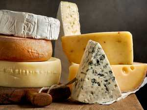 Man operates illegal cheese factory in suburban backyard