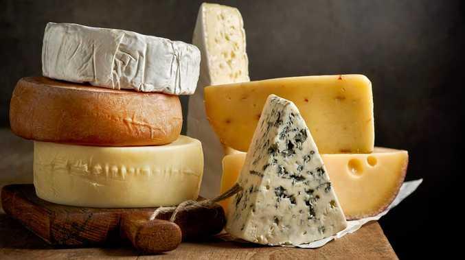 Man operates illegal cheese factory in suburban backyard