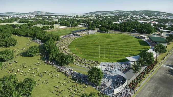 REVEALED: First look at Lismore's $6.5M sporting complex
