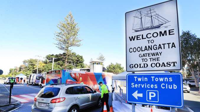 Strict new rules for crossing the NSW-Queensland border