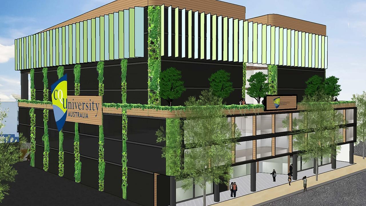 The proposed CQUniversity Cairns Campus site.