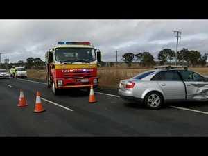 One dead in horror crash between Nanango and Kingaroy