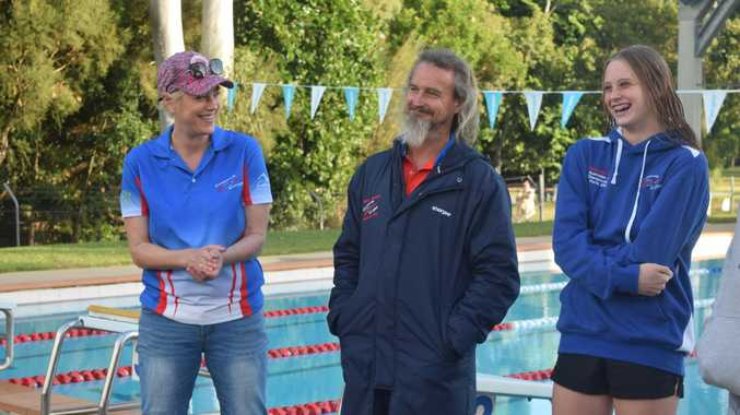 WATCH: Whitsunday swimmer to train under Olympic coach