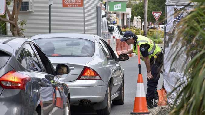 PHOTOS: Traffic mayhem as Queensland's border re-opens