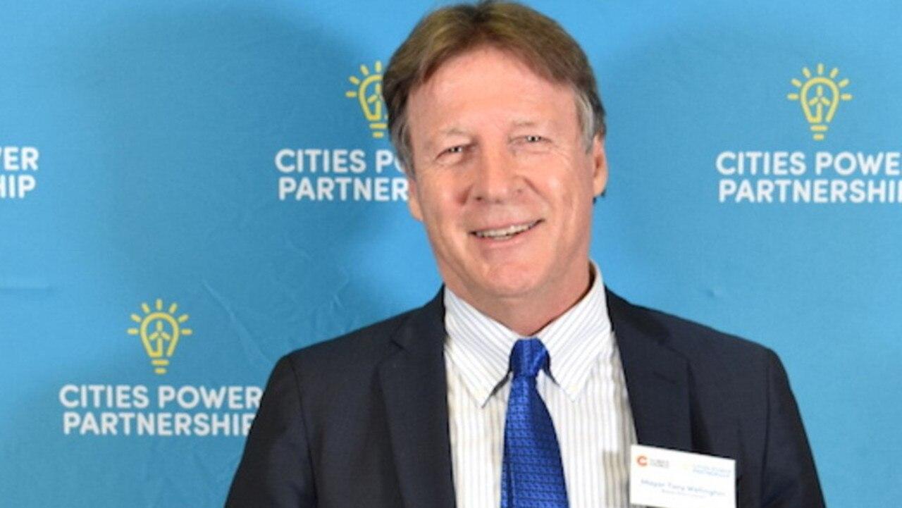 Climate Council ambassador winner former Noosa Mayor Tony Wellington.