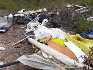 Dodgy dumpers: Hundreds of 'environmental vandals' on notice