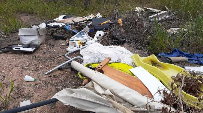 Dodgy dumpers: Hundreds of 'environment vandals' on notice