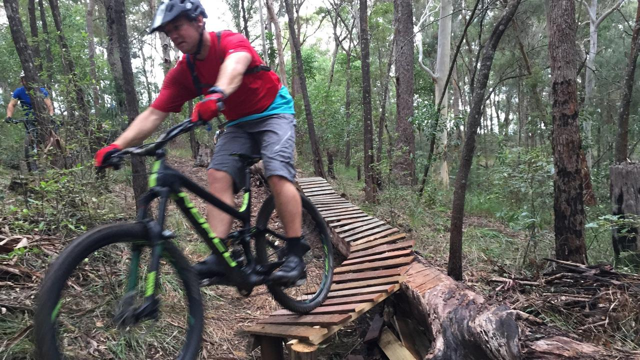 The Sugarbag Mountain Bike Trails have been allocated $1.32 million.