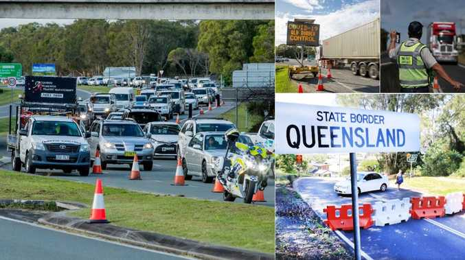 From lockdown to gridlock: 20km queues feared at border