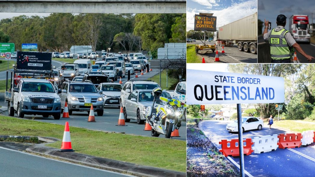 More than 238,000 border declarations have been downloaded as people prepare to be able to travel into Queensland for the first time in months.