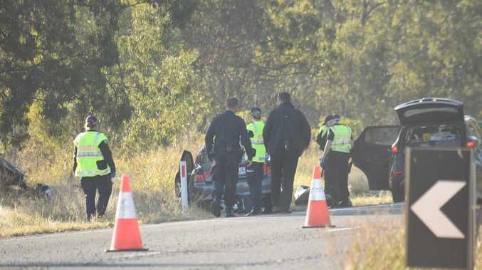 Man killed in Warrego Highway crash identified