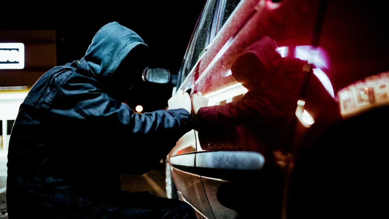 There has been a spate of break-ins in the Eli Waters area.