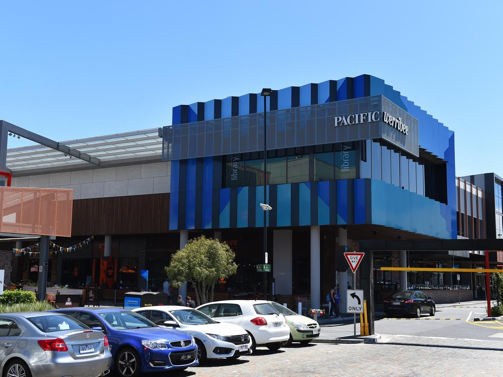 Pacific Werribee shopping centre. Picture: Josie Hayden