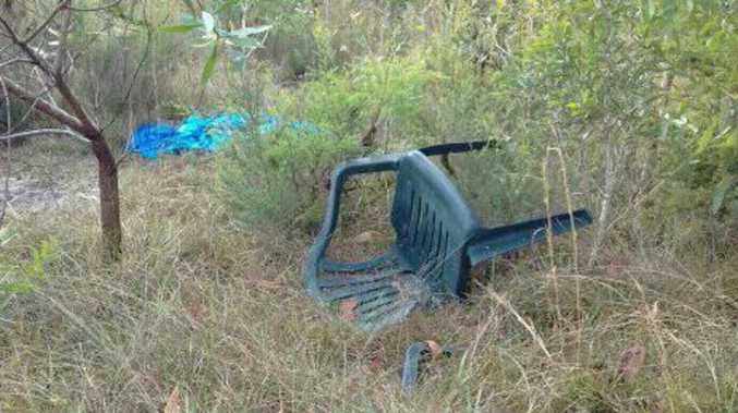 'DISGUSTING': Illegal dumping ruins popular family spot