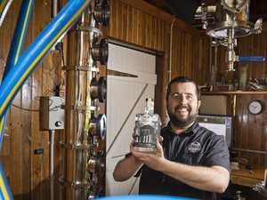 Pechey distillery opens its doors, releases new spirit