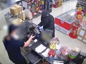 ARMED HOLD-UP: Coast supermarket worker injured