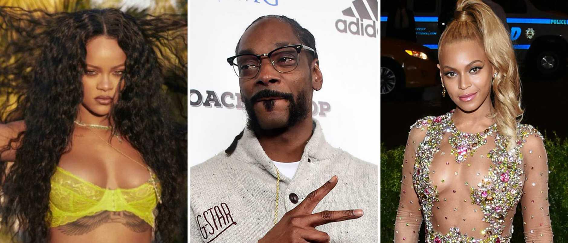 From Rihanna to Drake, these stars guarantee streaming dominance