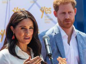 Meghan tries to ban 'vicious' act