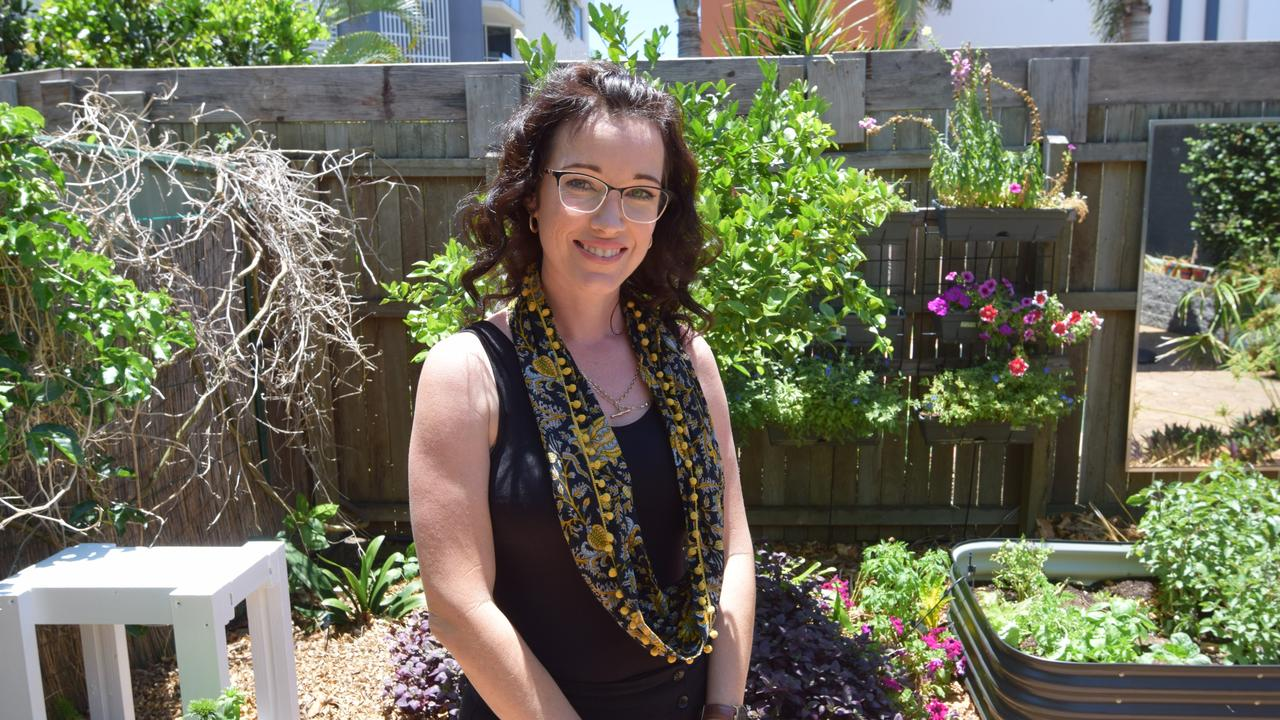 PICNIC IN THE PARK: Local Amanda Gazdagh has started a new business to help people celebrate special occasions.