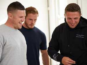 Sam Burgess' surprising new post-court case project