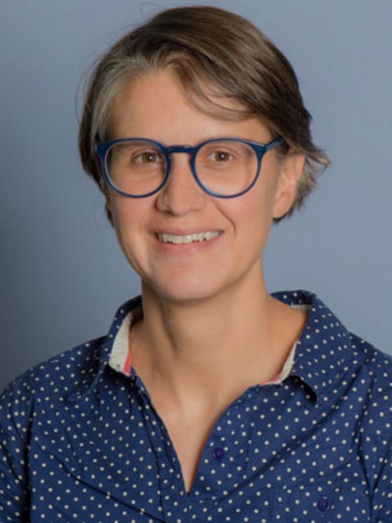 Dr Emma Rowe.