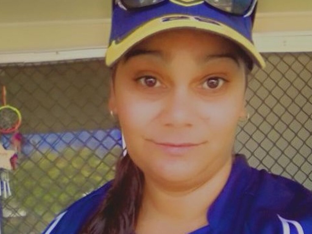Desirea Carmal Grace Rankin pleaded guilty to public nuisance at Blackwater Magistrates Court on July 9. Photo: Facebook