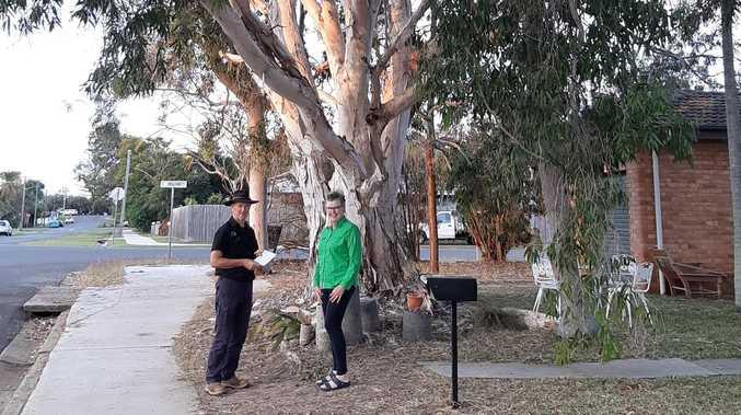 Landcare rewards Bargara couple for tree care