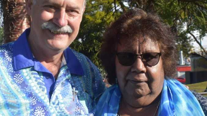 GYMPIE ELDER: We do not get the same justice