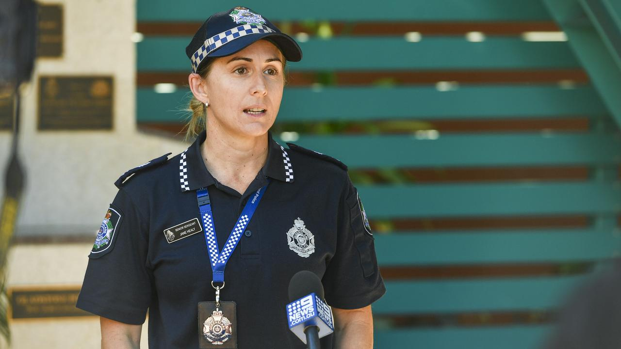 Senior Sergeant Jane Healy said a Gladstone man was caught high-range drink driving, at a level of 0.217, after failing to secure his handbrake.