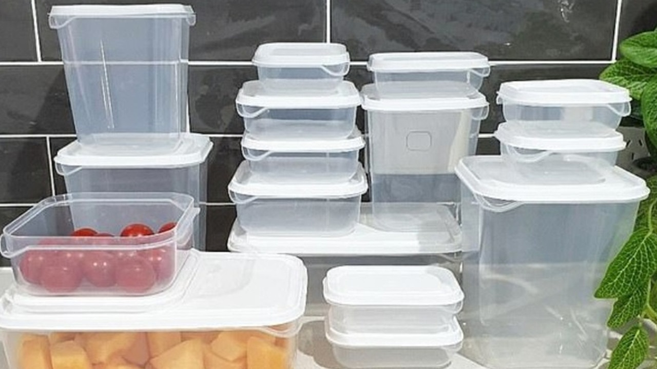 Bunnings brings back popular $7 17-piece food storage set
