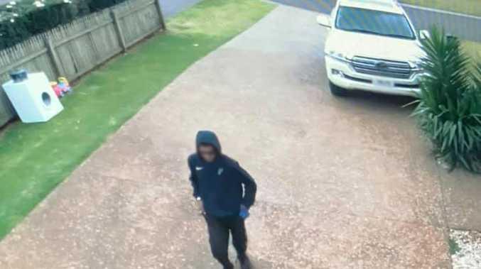 Toowoomba mum left shocked by daylight theft