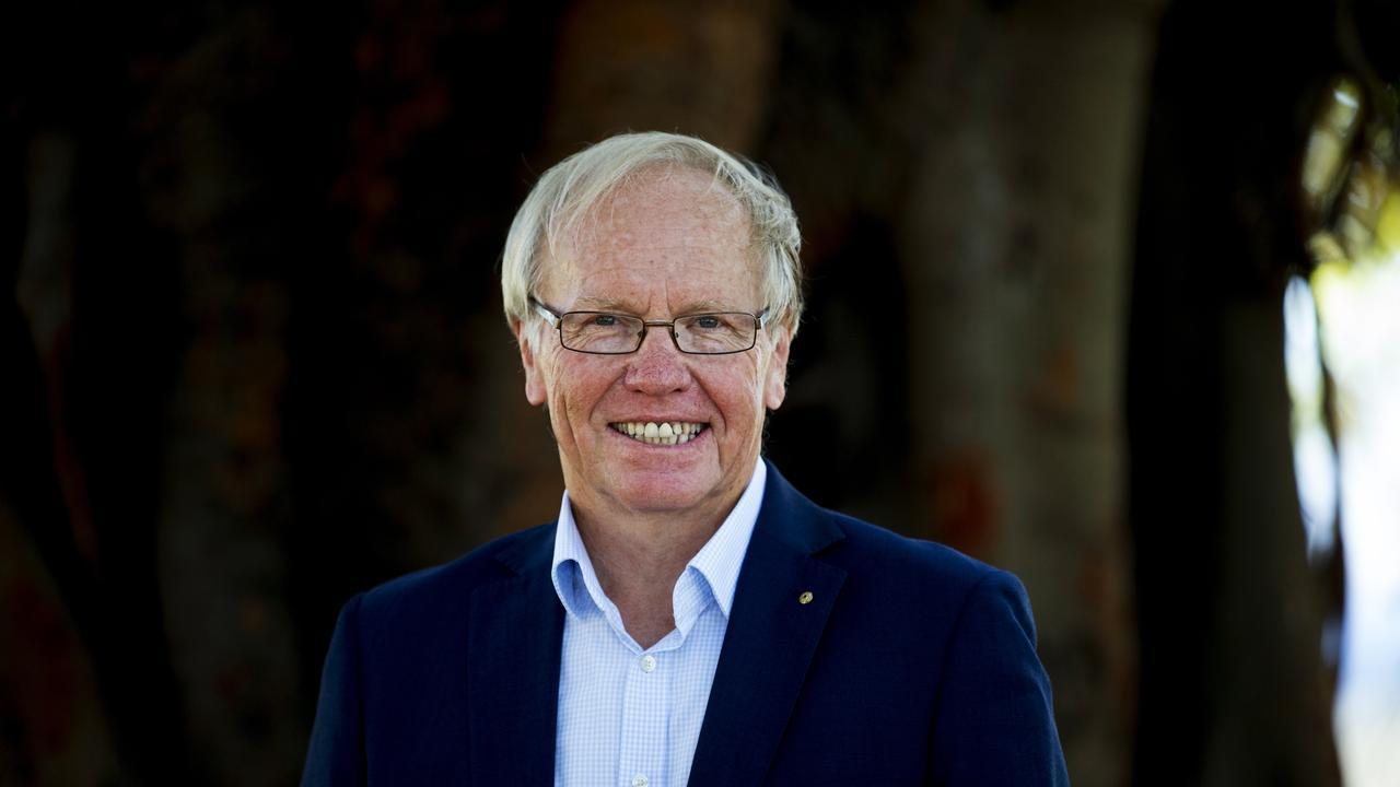 Former Queensland premier Peter Beattie. Picture: Jenny Evans