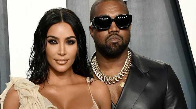 Kim's fear Kanye has 'blown' secret plan