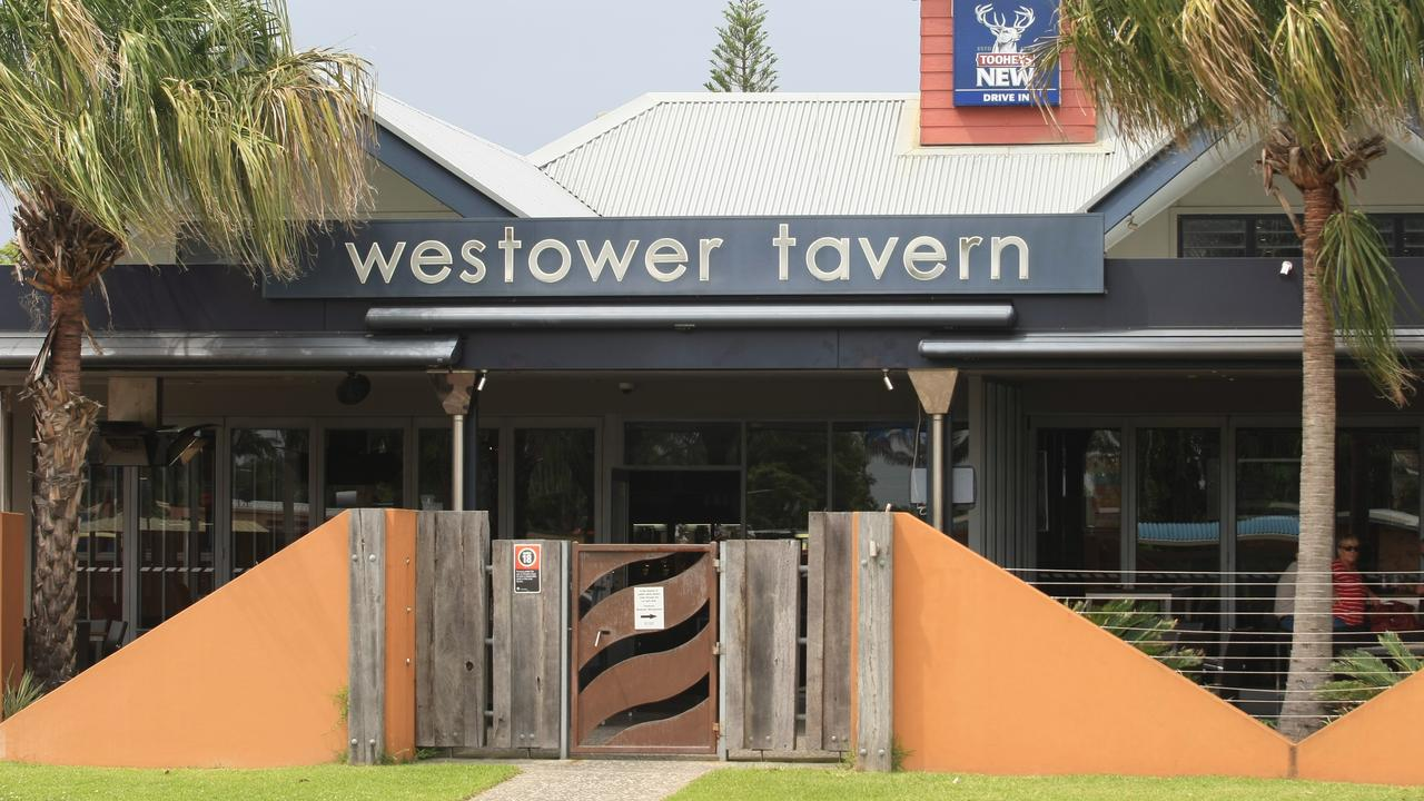 The Westower Tavern in Ballina. Photo Blainey Woodham / The Northern Star