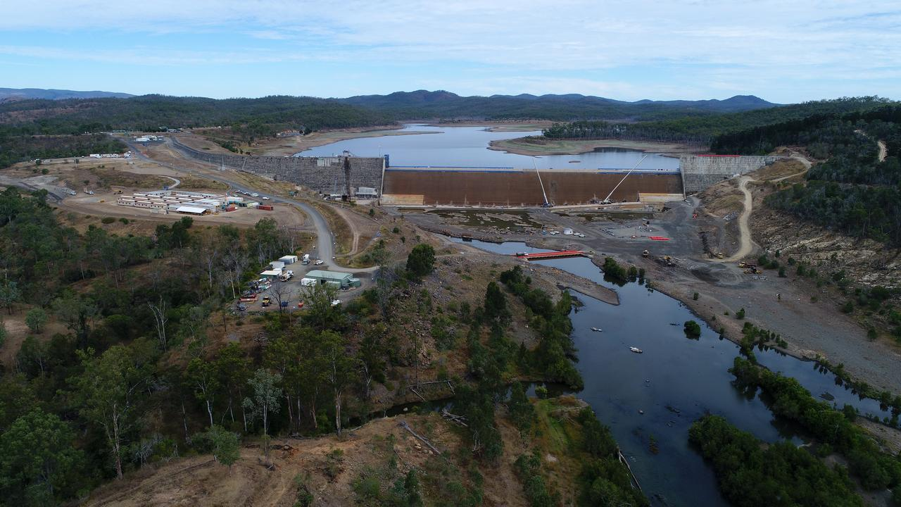 "Paradise Dam was described as ""the largest infrastructure failure in the nation's history"" when it was built between 2003-2005."