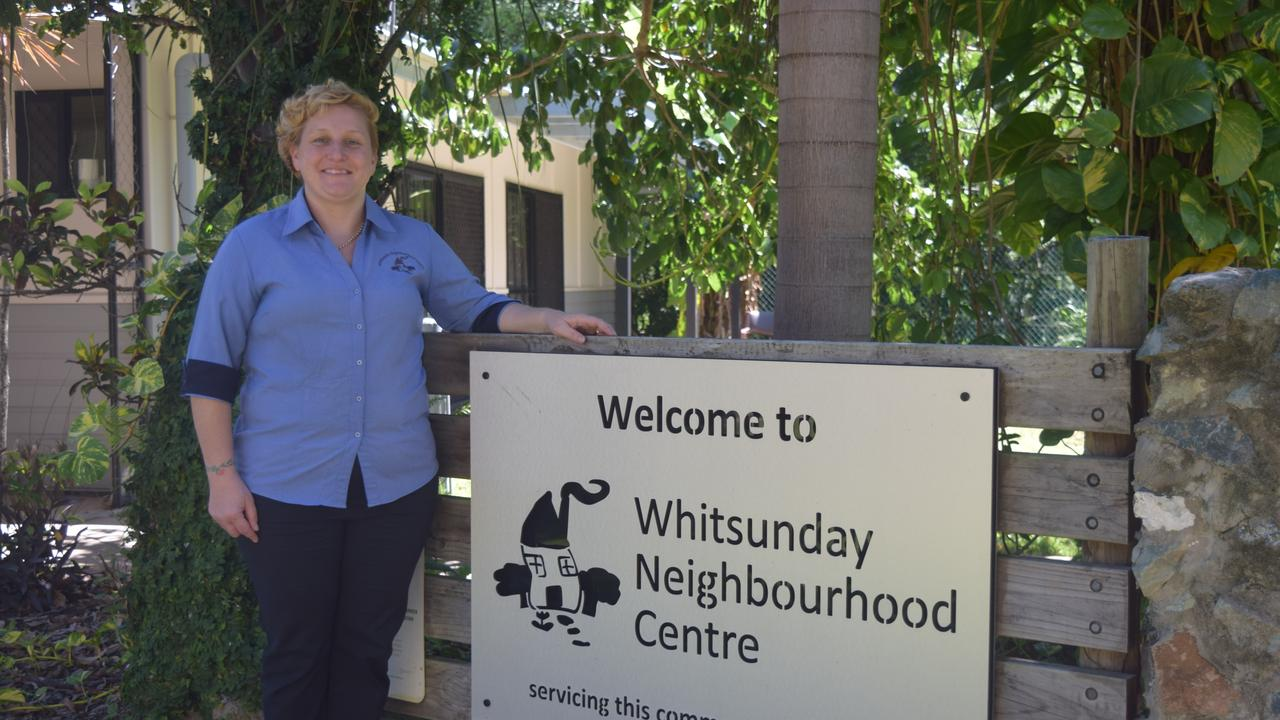 Executive officer of Whitsunday Neighbourhood Centre Rebecca Woods said a headspace would provide support for the Whitsunday youth, especially in the face of the coronavirus.
